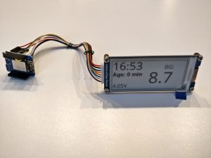 e-Paper display and Wemos D1